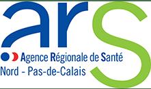 logo de l'agence régionale de santé du nord