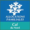 logo de la caisse d'allocations familiales
