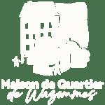 logo de la maison de quartier de wazemmes en bas de page