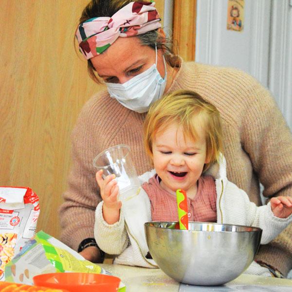 programme d'activités de family time temps enfants parents