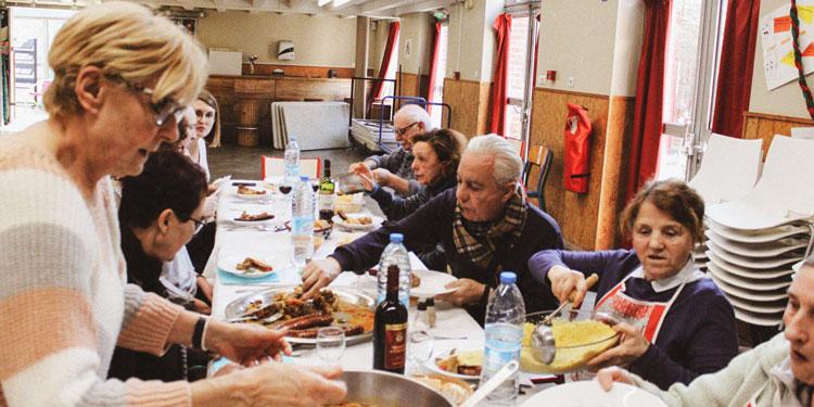 les ateliers cuisine avec les seniors